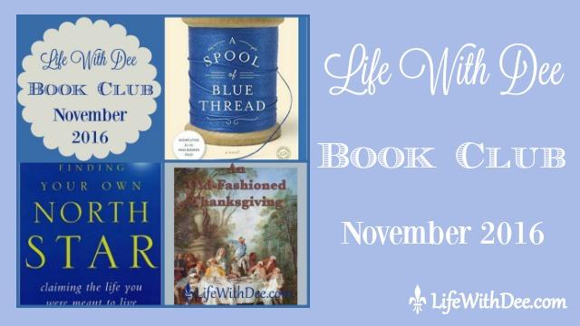 LWD Book Club November 2016