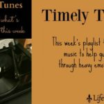Timely Tunes ~ November 17, 2016