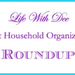 LWD Giant Household Organization Roundup