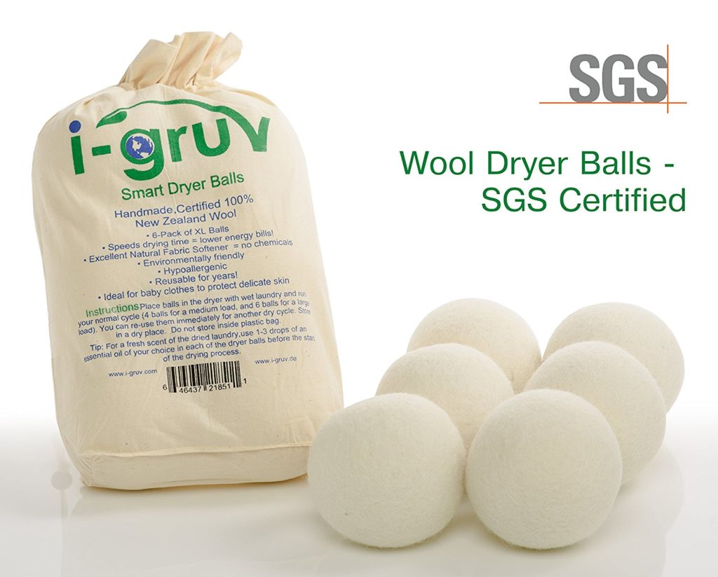 Dryer Balls - eco friendly laundry