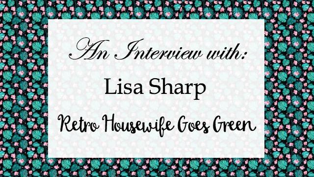 Retro Housewife Goes Green