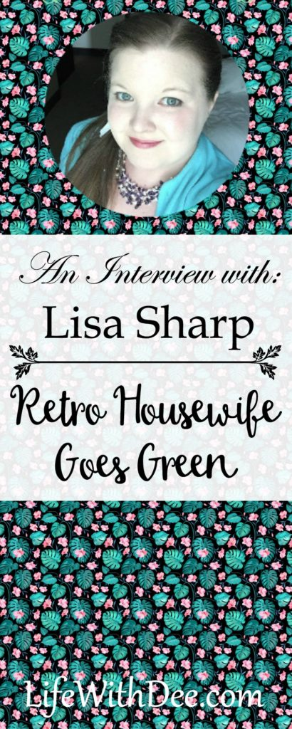 Retro Housewife Goes Green