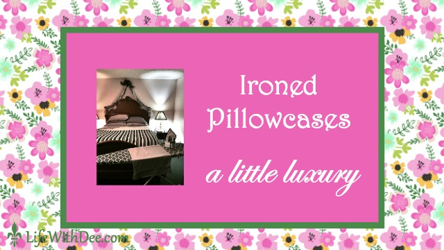 Ironed Pillowcases