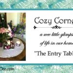 A New Blog Feature ~ Cozy Corner