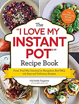 Instant Pot recipe book