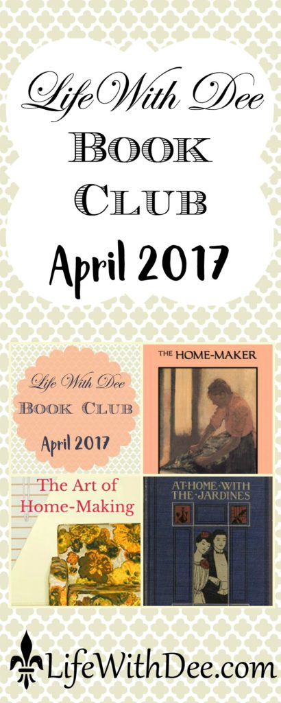 LWD Book Club April 2017