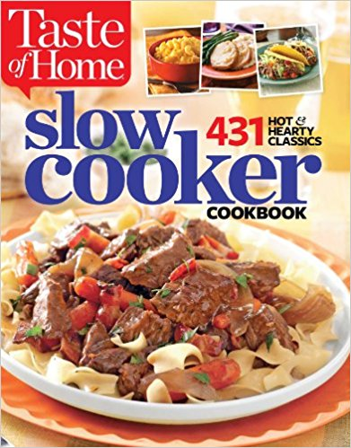 Taste of Home Slow Cooker Cookbook