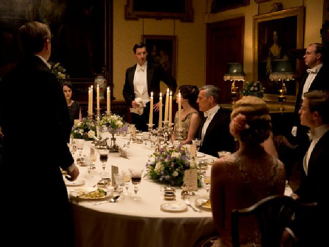 Downton Abbey ~ manners