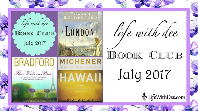 LWD Book Club July 2017