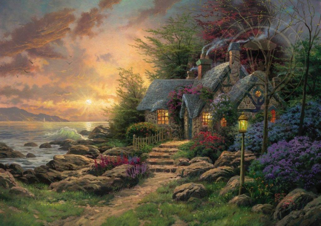 Seaside Hideaway cottage