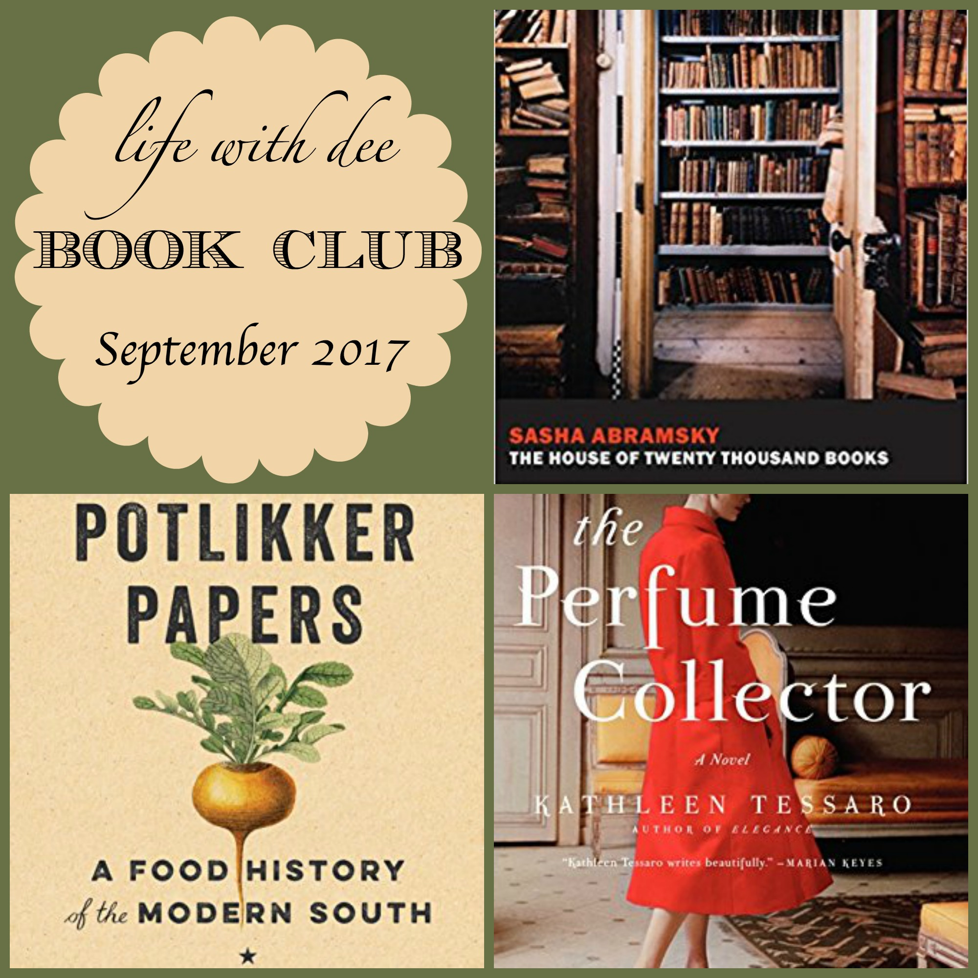 LWD Book Club September 2017