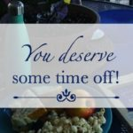 You Deserve Some Time Off