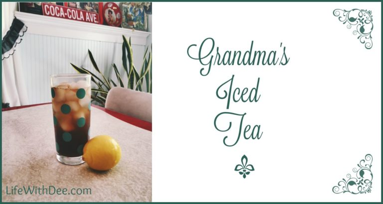 Grandma's Iced Tea