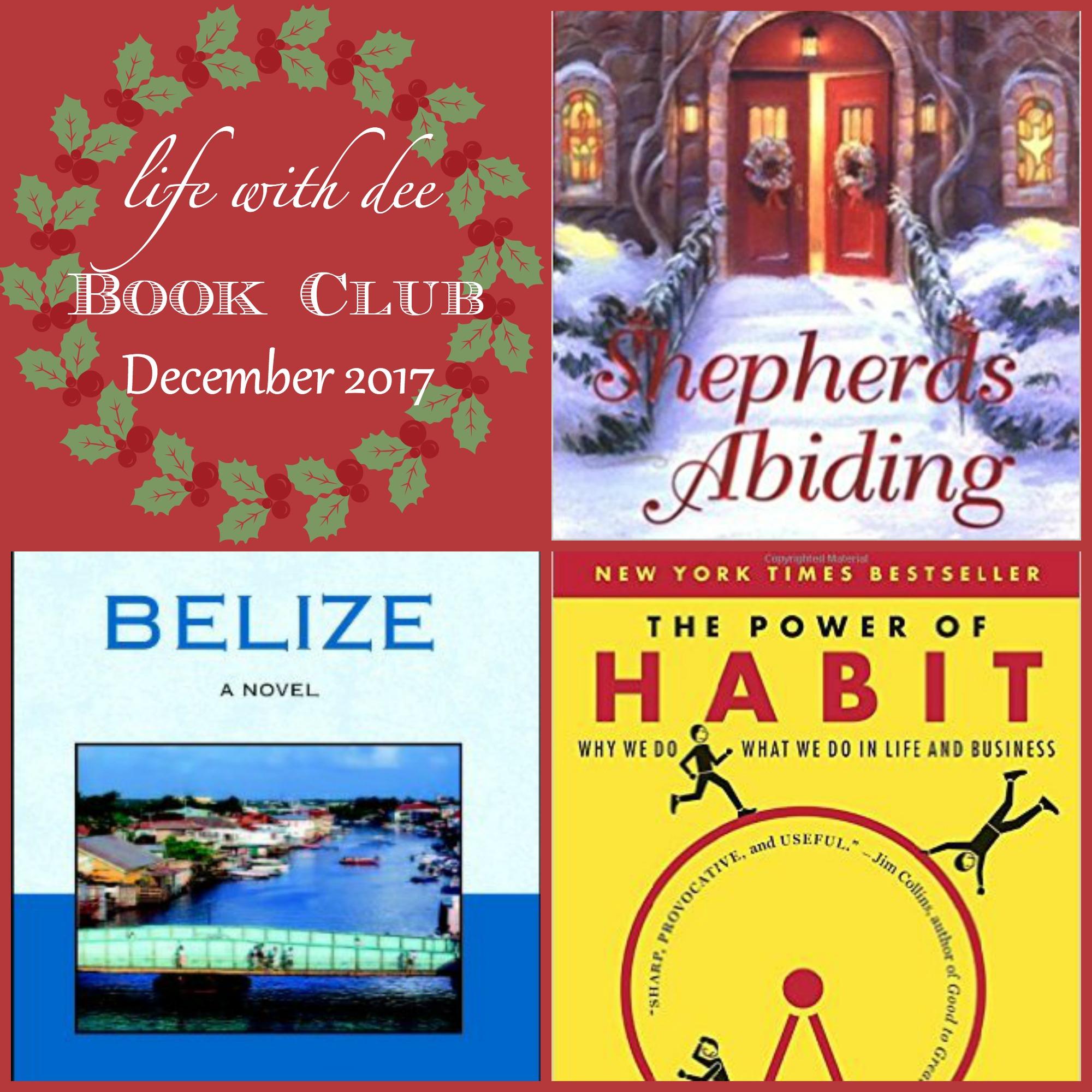 LWD Book Club December 2017