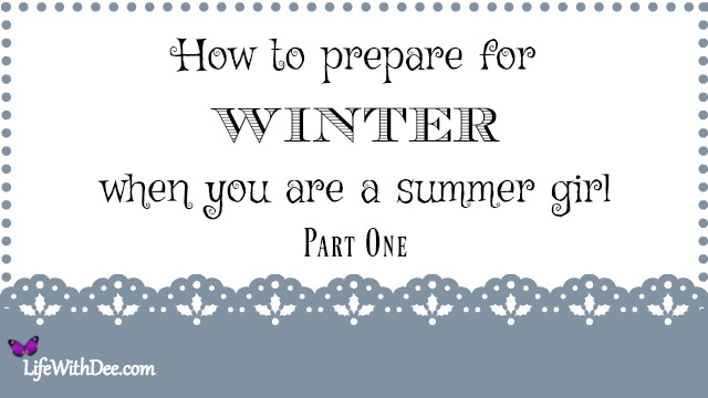 How to Prepare For Winter
