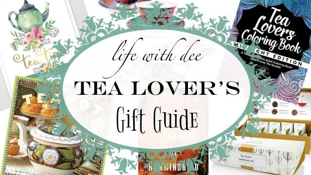 tea lover gift guide