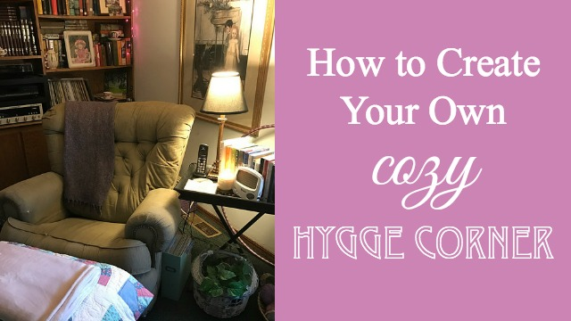 How to Create Your Own Cozy Hygge Corner - Life with Dee