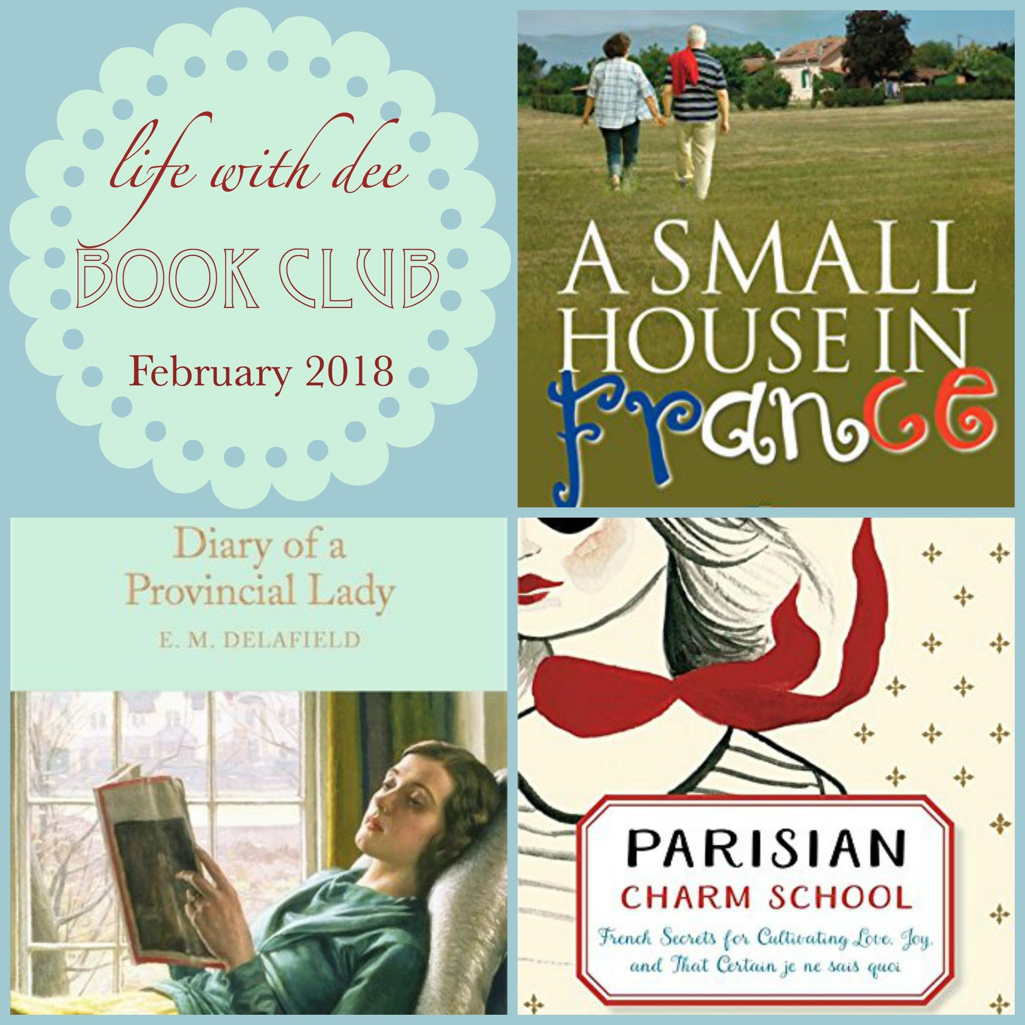 LWD Book Club February 2018