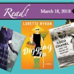 Let's Read! March 18, 2018