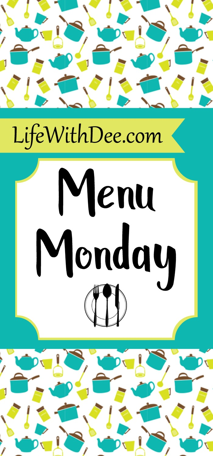 Menu Monday March 19, 2018