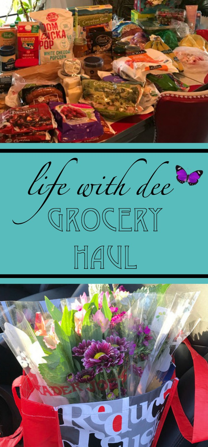 Grocery Haul March 2018