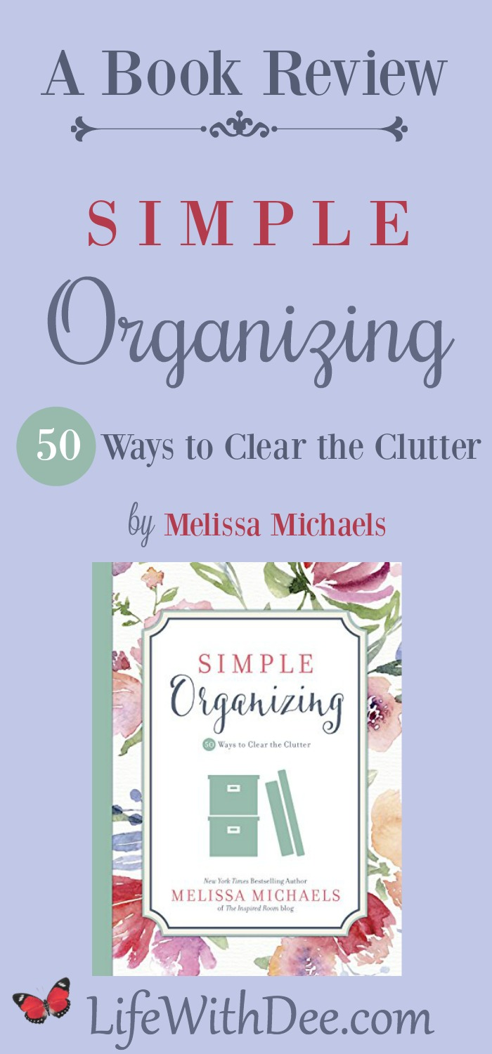 Simple Organizing ~ A book review