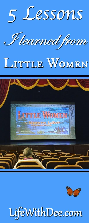 Little Women Lessons