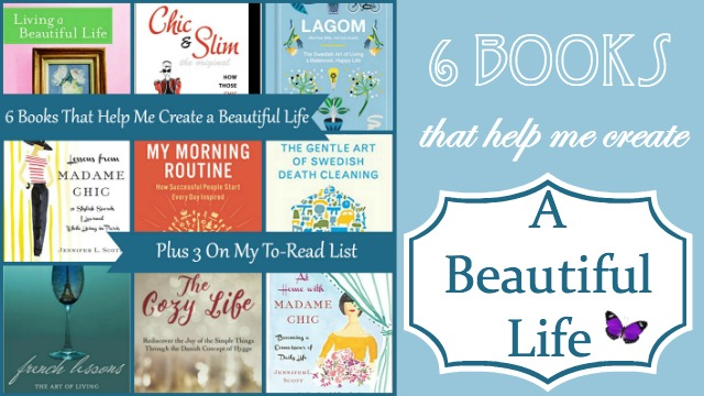 Beautiful Life books