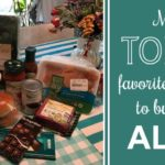My Top 10 Favorite Things to Buy at Aldi