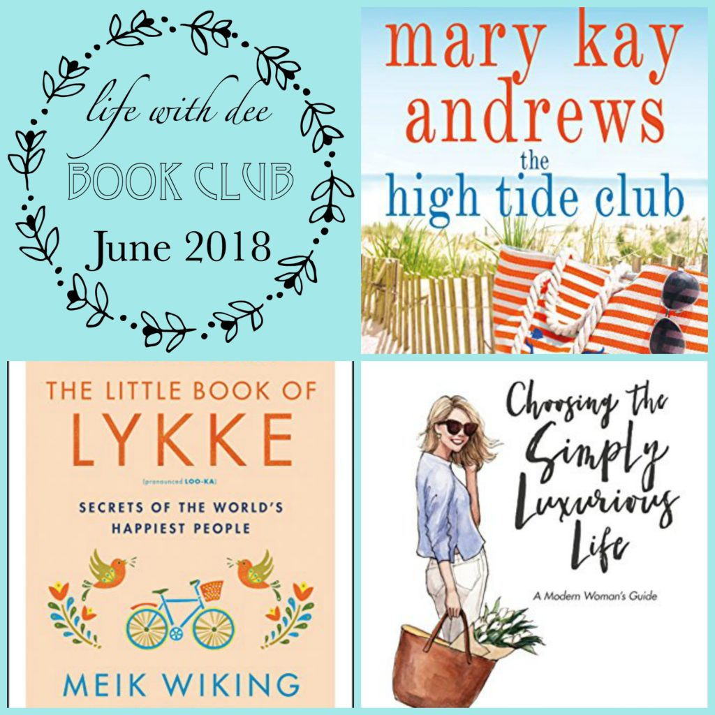 LWD book club June 2018