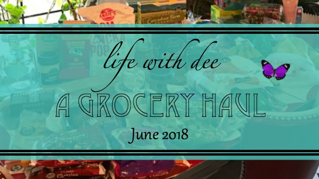 June Grocery Haul