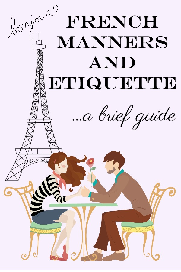 French manners