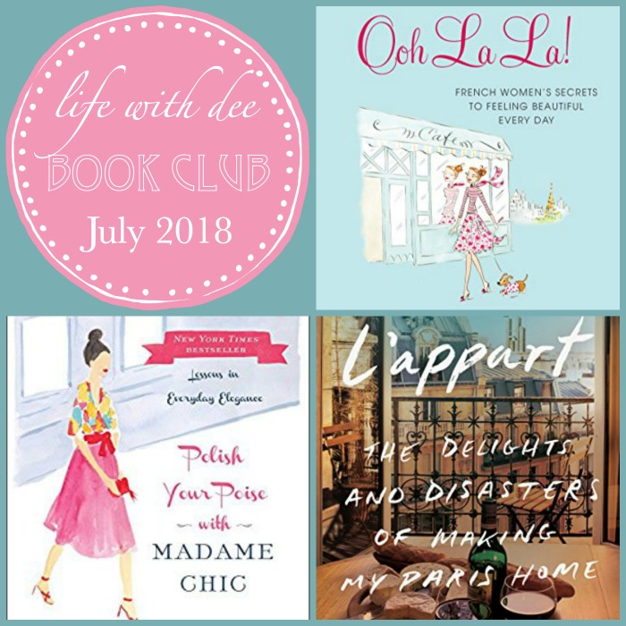 LWD Book Club July 2018