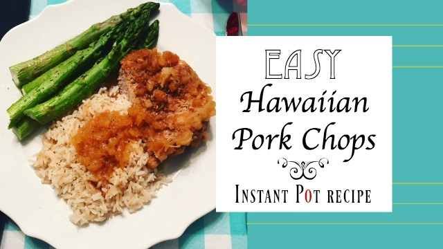 Hawaiian Pork Chops