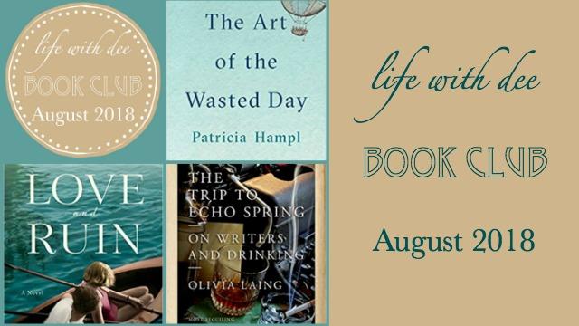 LWD Book Club Aug 2018