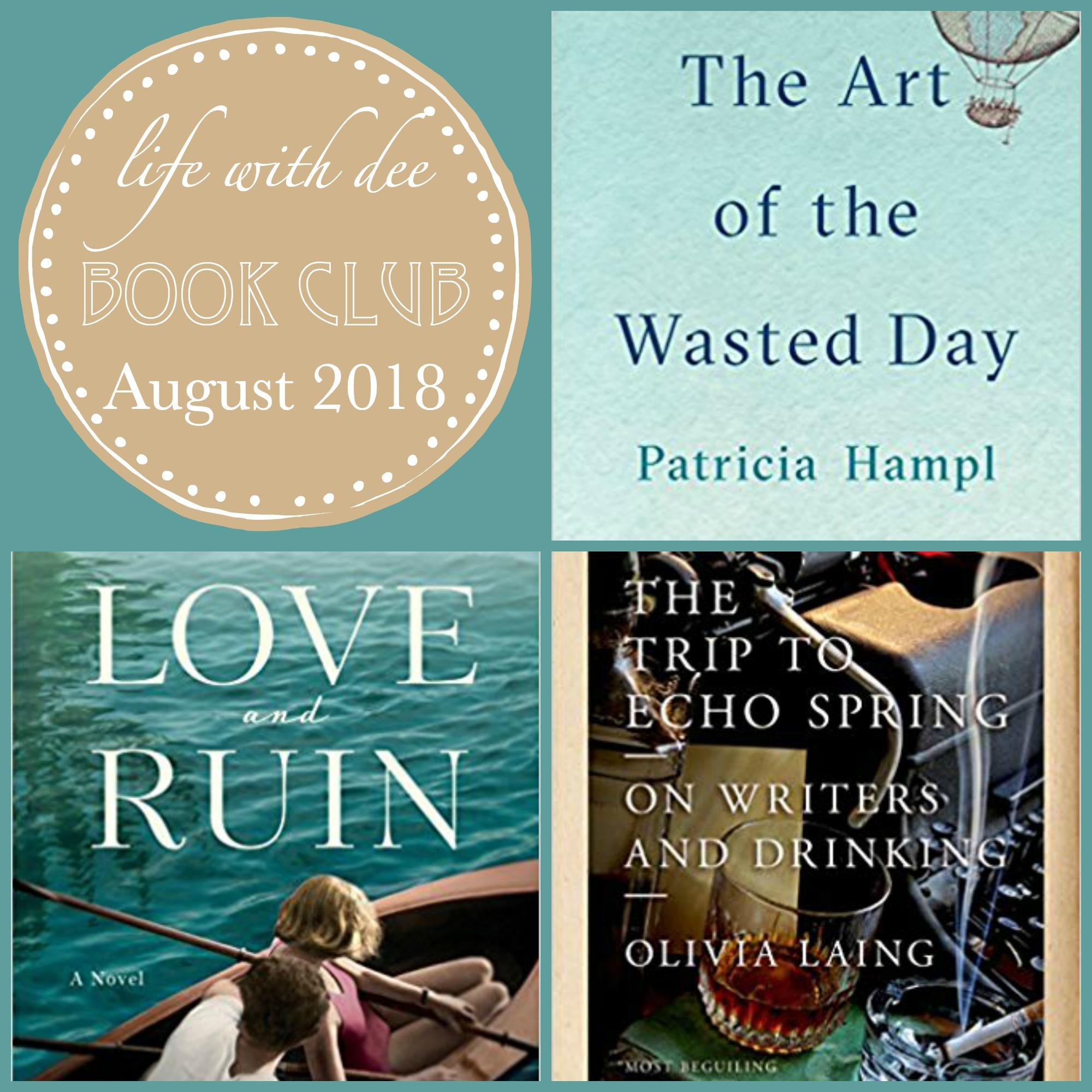 LWD Book Club August 2018