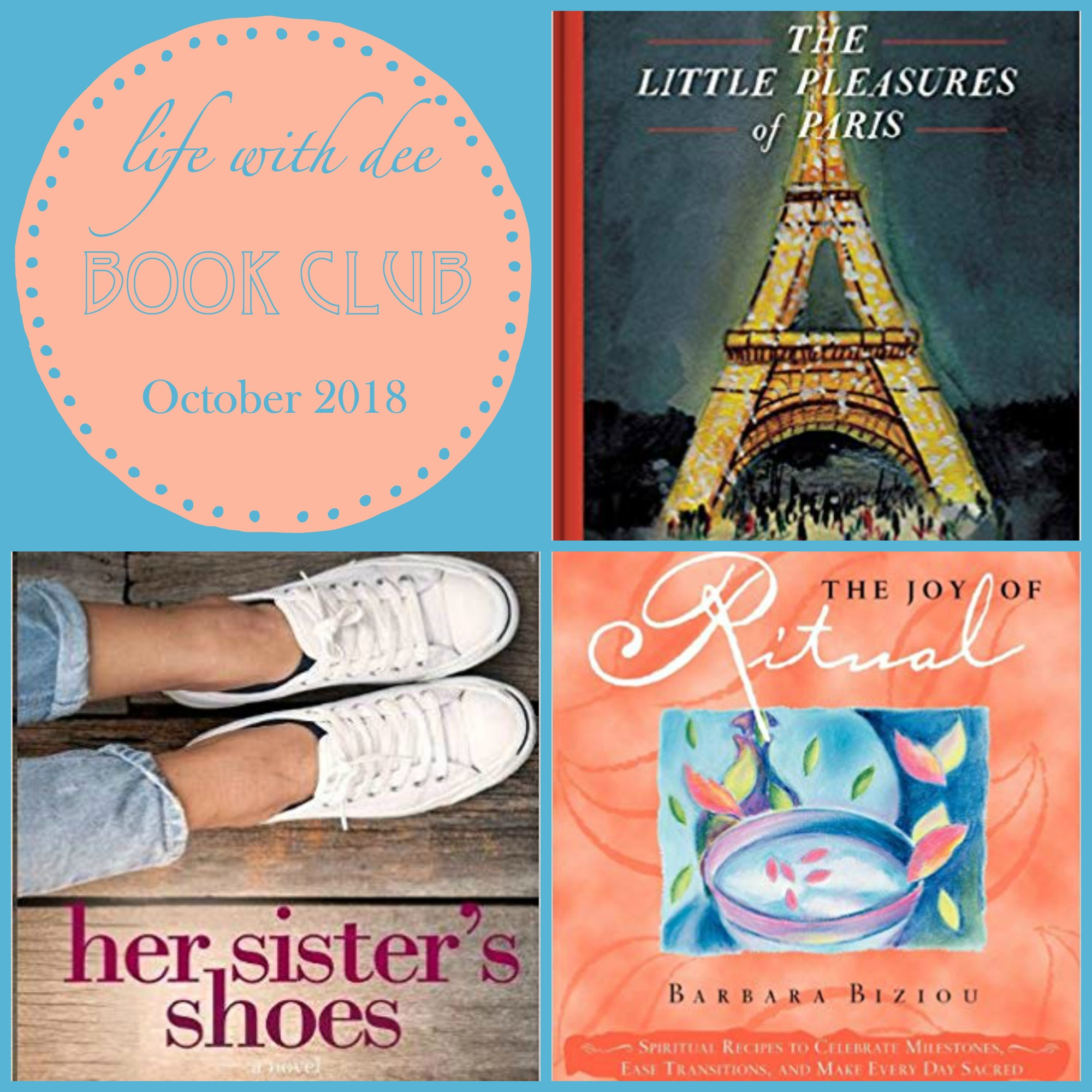 LWD Book Club October 2018