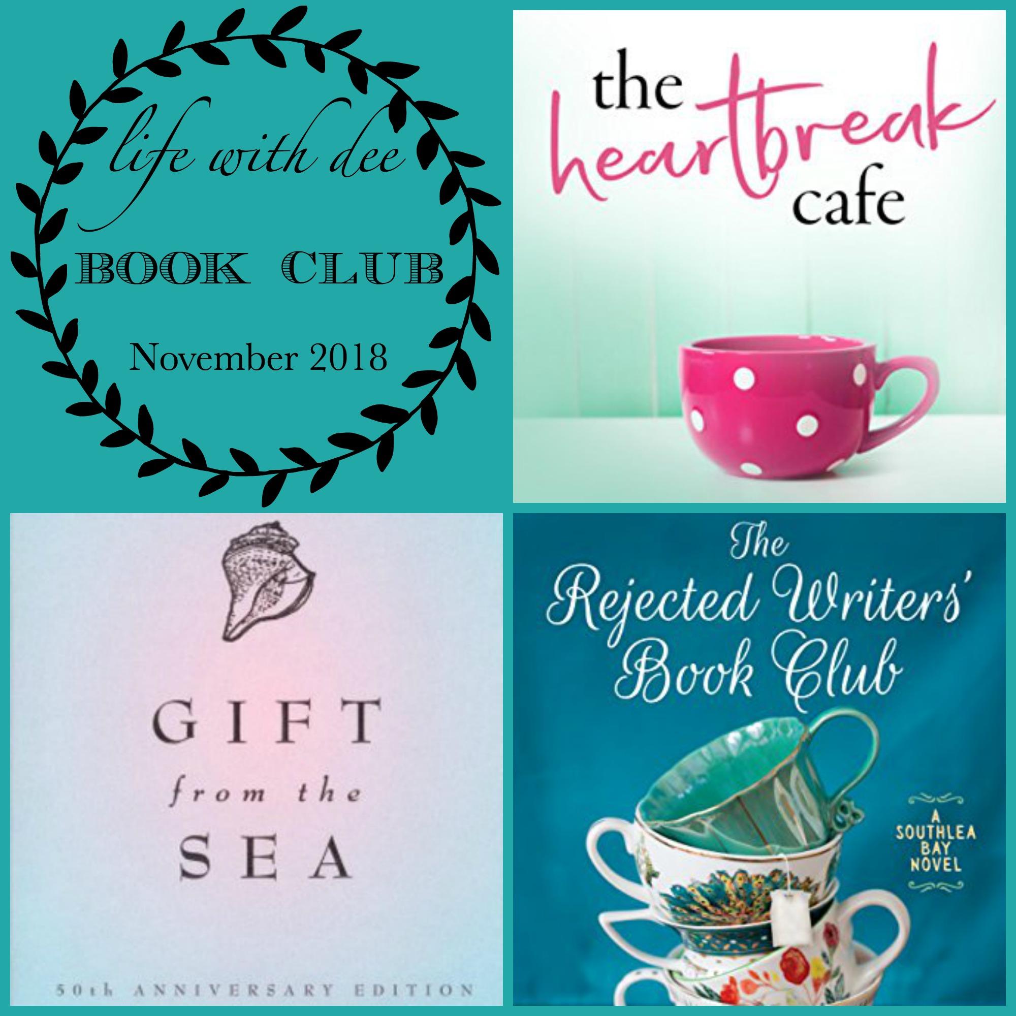 LWD Book Club November 2018