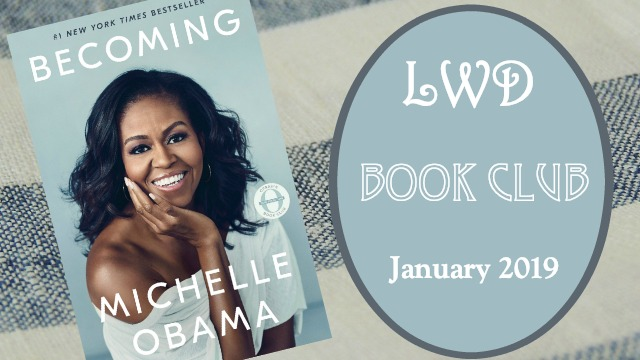 Book Club January 2019
