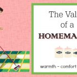 The Value of a Homemaker