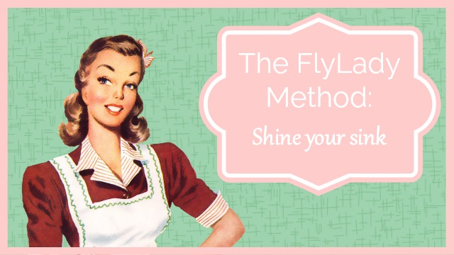 FlyLady: Shine Your Sink