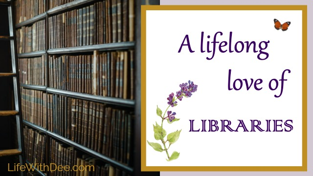 Love of Libraries graphic