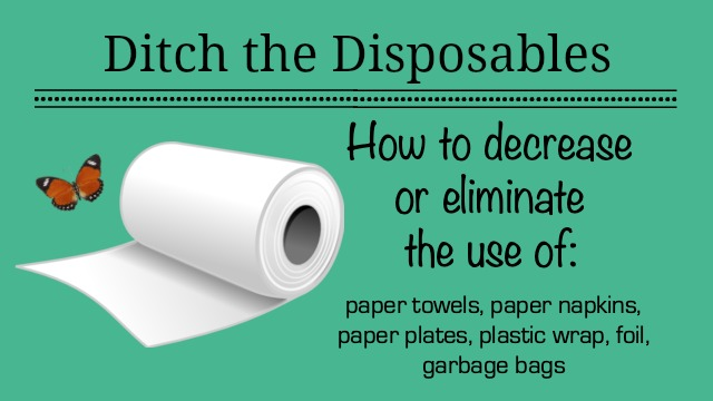 Ditch the Disposables