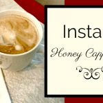 Instant Honey Cappuccino