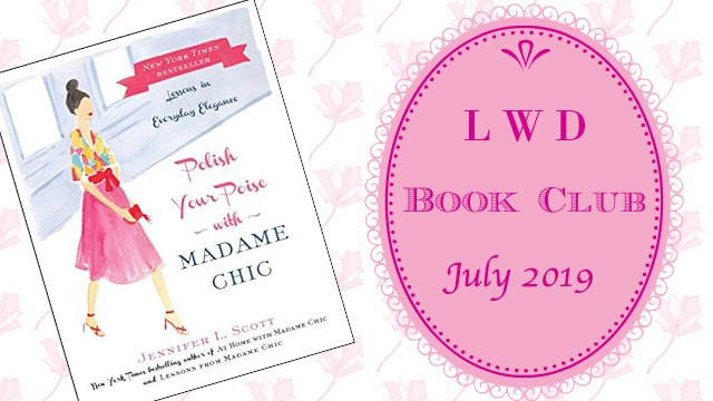 LWD Book Club July 2019