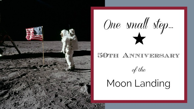 50th Anniversary of Moon Landing