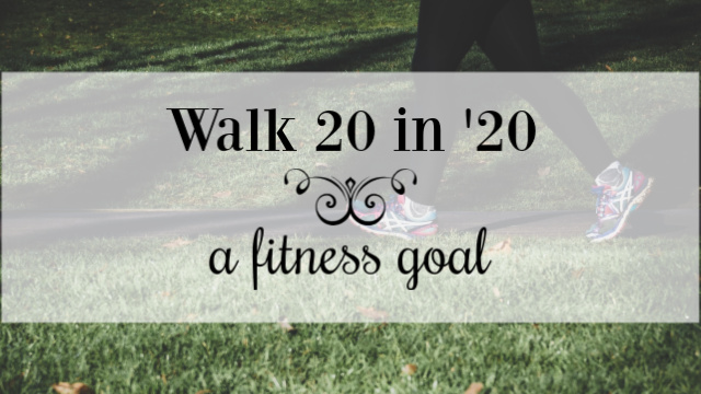 Walk 20 in '20