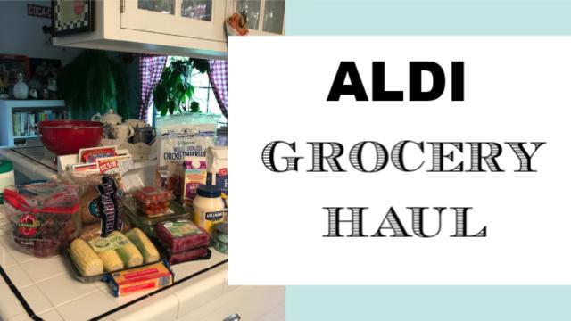 Grocery Haul