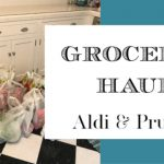Grocery Haul: Aldi and Pruitt's