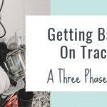 Getting Back on Track: Three Phase Plan